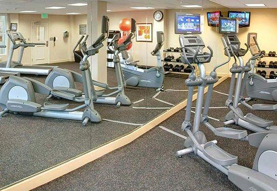 Κίνγκστον, Νέα Υόρκη: Fitness Center
