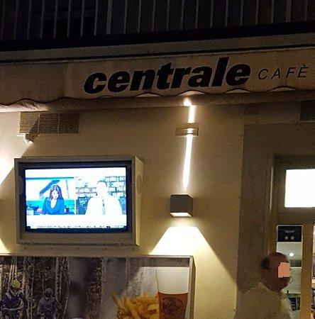 ristorante centrale caffe in trento con cucina italiana