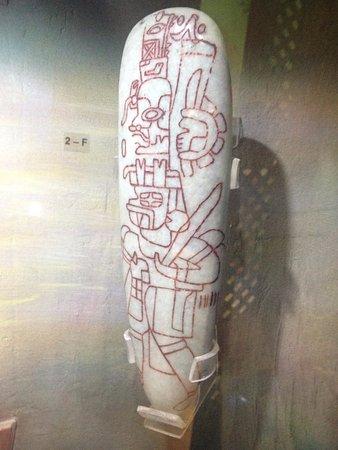 Museo Mesoamericano del Jade: Display 12