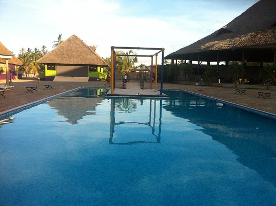 Hotel South Beach Resort Dar Es Salaam Bild