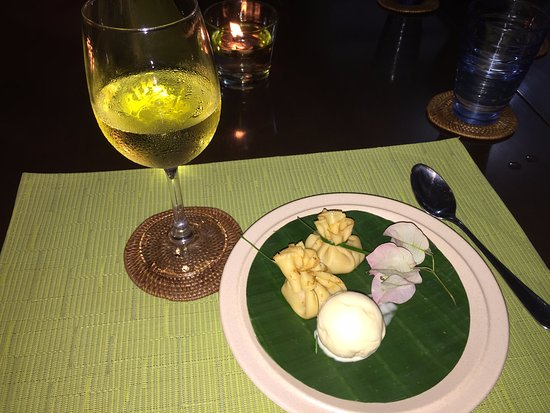 Lahad Datu, Malasia: Dessert