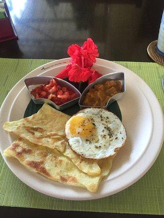 Lahad Datu, Malesia: Breakfast