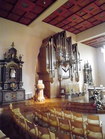 Dekanatskirche: L'orgue