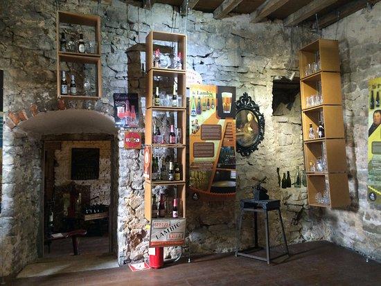 Musee de la Biere : musée de la bière
