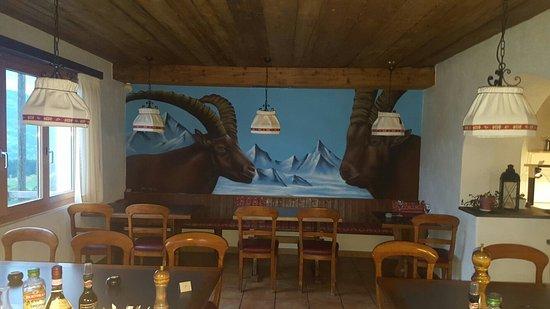 Obersaxen, Sveits: Schmiede