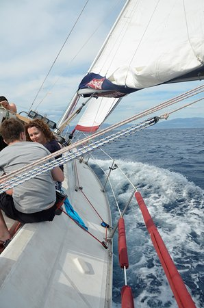 Dalmacia, Croacia: exciting sailing 1