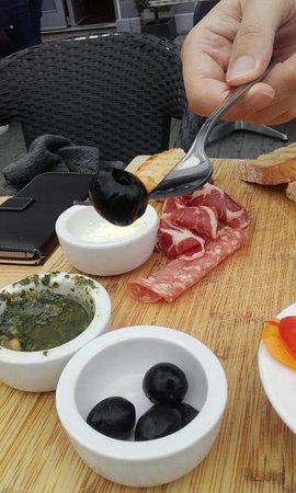 italian sharing