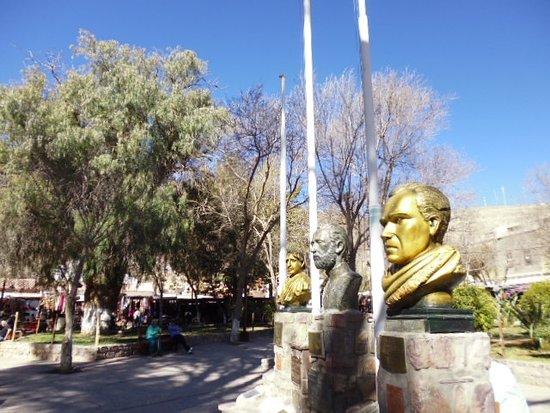 Plaza Alvarez Prado