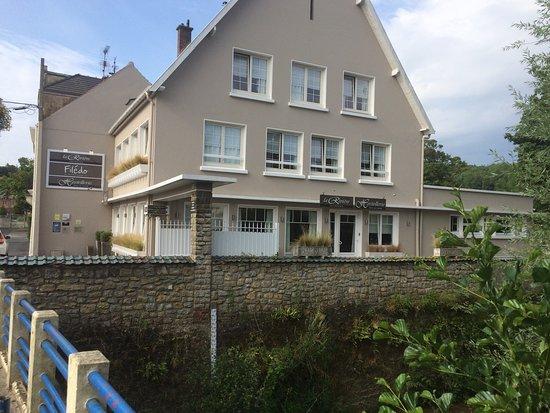 Saint-Etienne-au-Mont, فرنسا: L'hostellerie