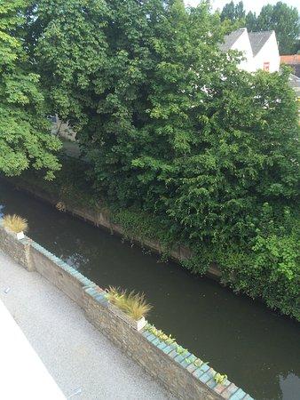 Saint-Etienne-au-Mont, Γαλλία: La rivière