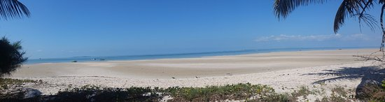 The Beach Village: beach view