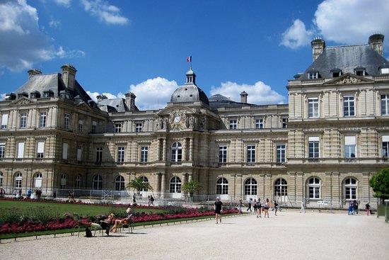 Private Salon Picture Of Luxembourg Palace Paris Tripadvisor