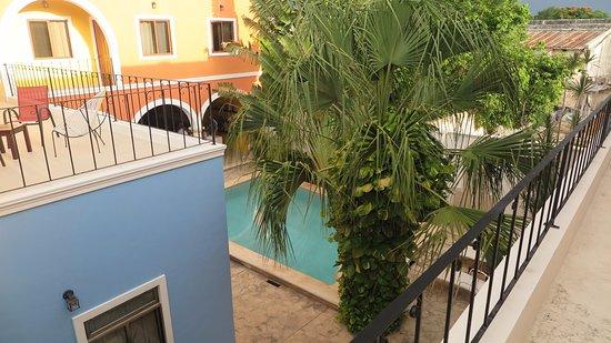 Hotel Merida Santiago Photo