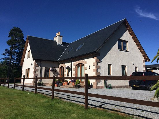 Glenlivet, UK: Thistle Dhu Bed & Breakfast
