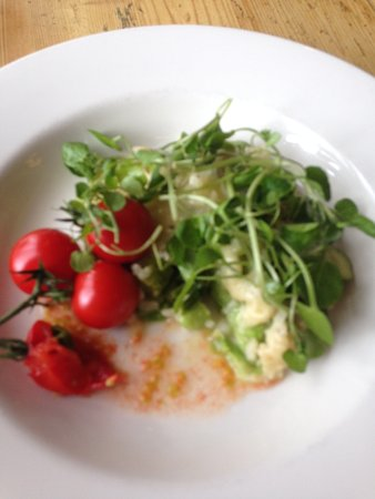Clyst Saint George, UK: Risotto