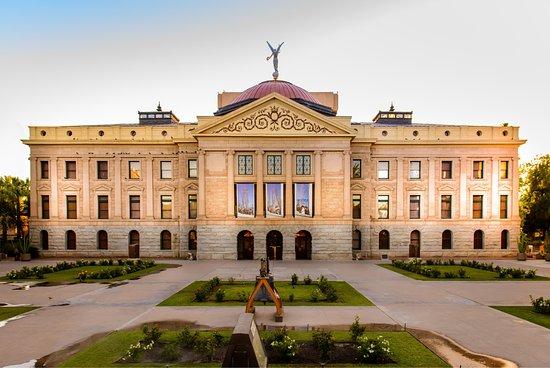 Arizona Capitol Museum: AZCM
