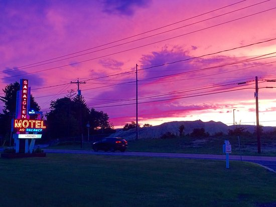 Fort Edward, NY: Sunset View