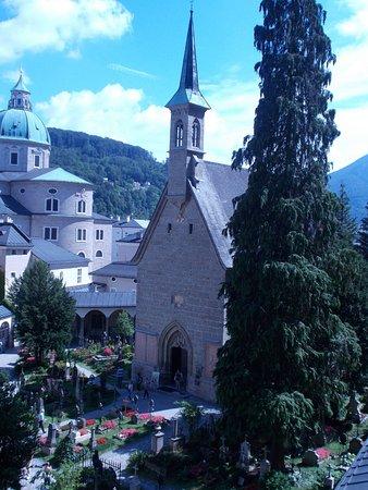 Stift St. Peter: la chiesa