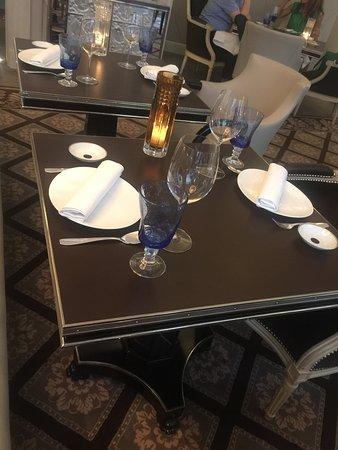 Four Seasons Hotel George V Paris: Restaurent George