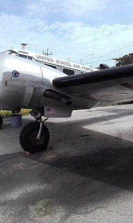 EAA Air Museum: plane