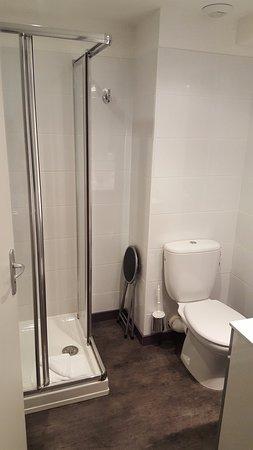 Saleilles, Frankrike: toilette