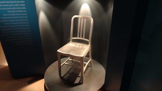 Saint Michel de Maurienne, Γαλλία: chaise design