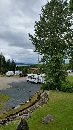 Cedar Park Resort Cottages & RV Camping: 20160708_174548_large.jpg