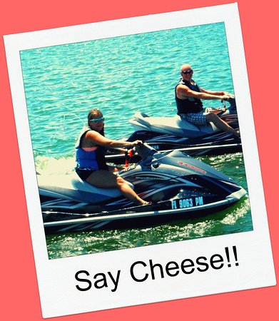 H2O Watersportz: Always a good day for Jetskiing
