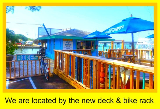 H2O Watersportz: Look for the new decking