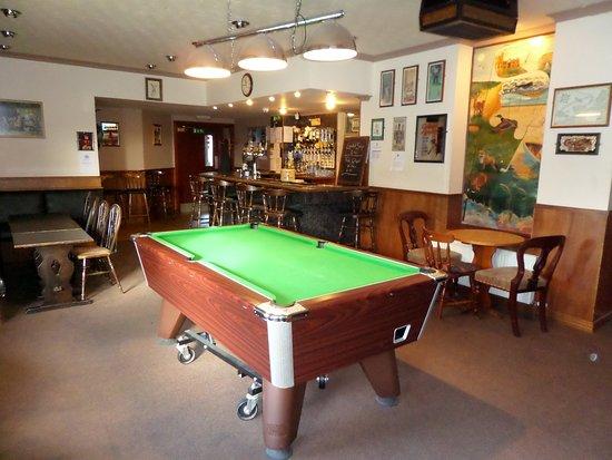 St Olaf Hotel: Public Bar