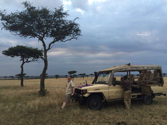 Fairmont Mara Safari Club: photo2.jpg