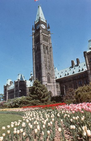 Ottawa, Kanada: The House of Commons