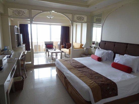Royal Cliff Beach Hotel: Nasz pokój