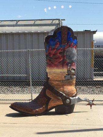 Big boots