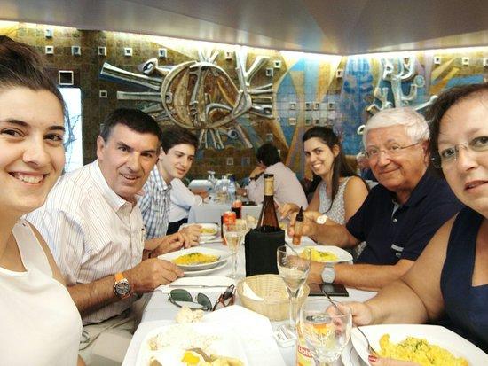 Mexicana Cafe: Almoço... Rapidez, eficiência, competência...  Vite fait, bien fait!