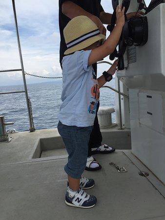 Oga Glass Bottom Boat : photo0.jpg
