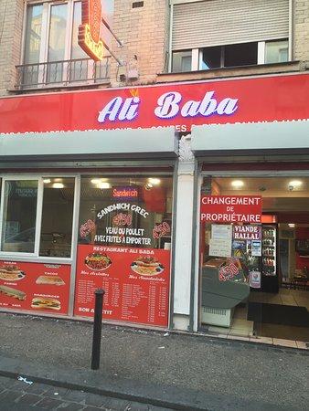 Villeneuve-Saint-Georges, Francia: Testi Restaurant