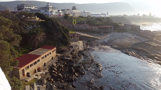 Hermanus, Sudáfrica: The Old Harbour Museum is situated in the buildings overlooking the Old Harbour.