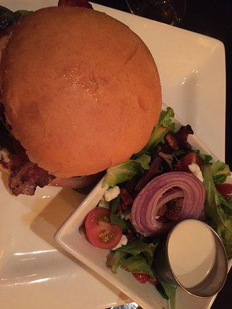 Sisters, OR: Fish $ Chips Ranch Burger
