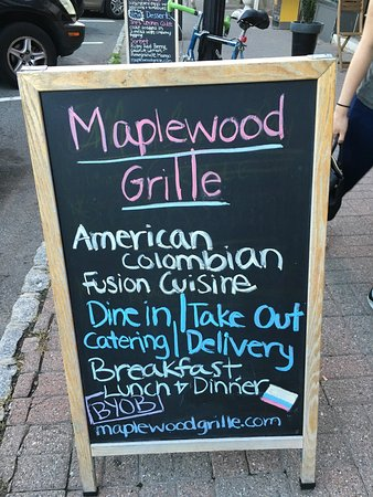 The Maplewood Deli & Grille