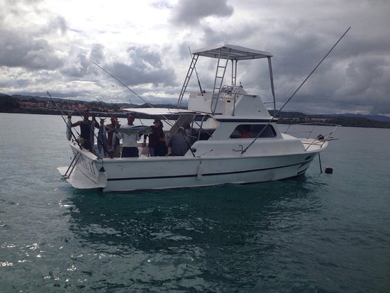 Cabarete, Dominican Republic: fishing tour