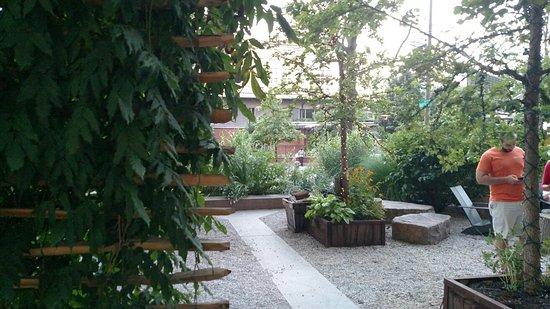Independence Beer Garden - Picture of Independence Beer Garden ...
