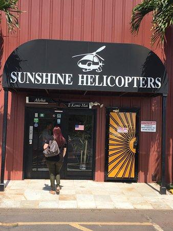 Sunshine Helicopters Maui: photo1.jpg