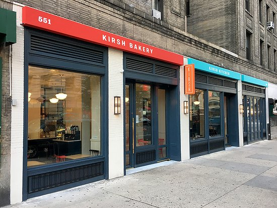 Kirsh bakery and kitchen new york city upper west side for W kitchen cafe gandaria city