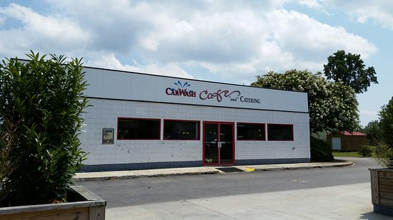 CarWash Cafe and Catering: 20160728_142931_large.jpg