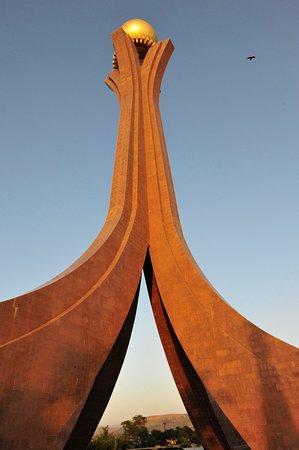 Mek'ele, Ethiopië: monument 2