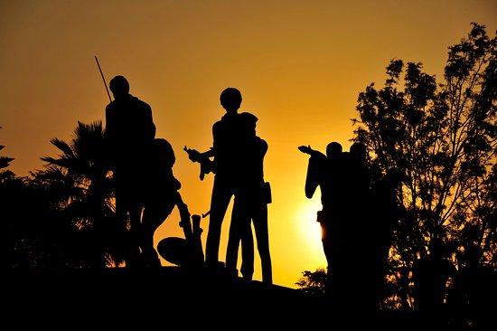 Mek'ele, Ethiopië: monument 3