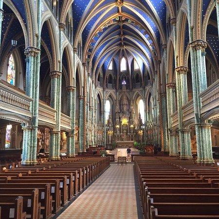 Ottawa, Canada: interior view