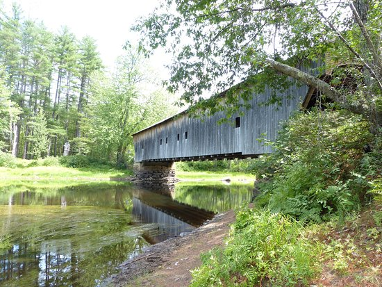 Hemlock Covered Bridge: photo1.jpg