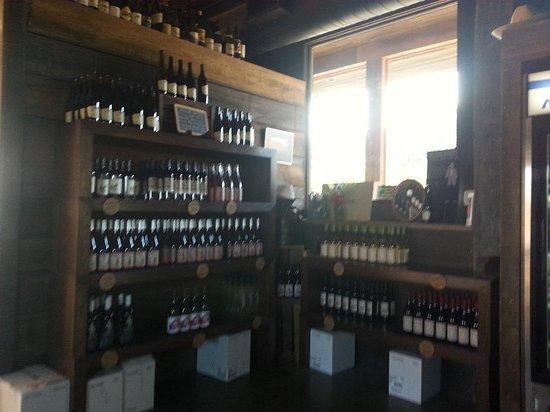 West Kelowna, Kanada: Wine for sale